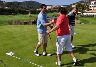 Кличко пограв гольф за 60 тис. євро